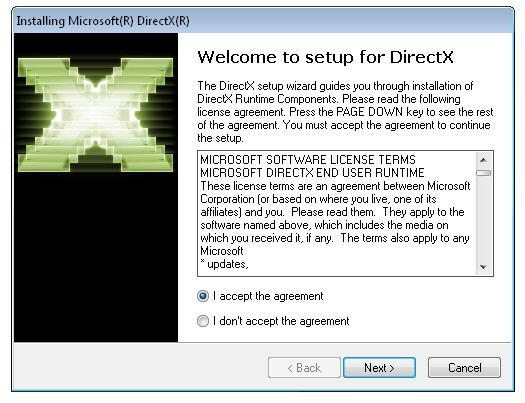 DirectX 9 Free Download