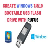How to Create a Bootable USB Using Rufus
