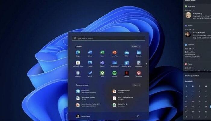 Microsoft Introduced Windows 11 OS