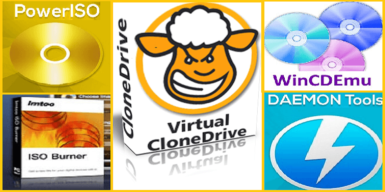 The 5 Best Virtual Drive Software For Windows 7 And 10