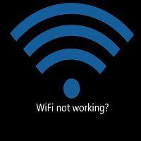 Wifi not Working in Windows