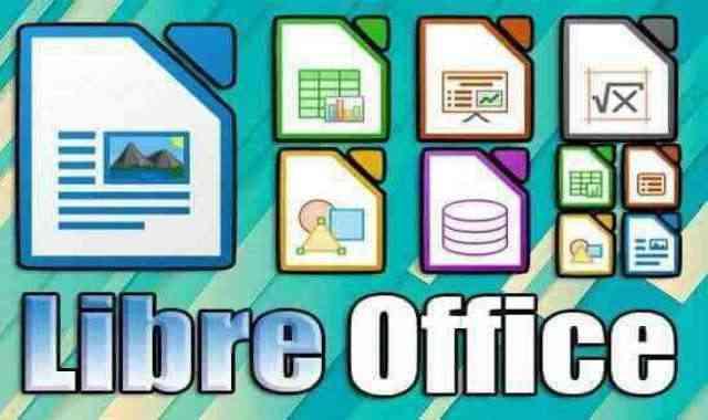 LibreOffice Screenshort