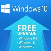 upgrade to Windows 10 for free.