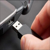 Use USB Flash Drive as a Hard Drive